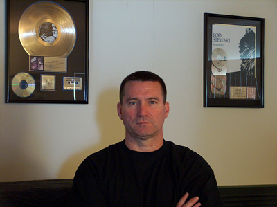 Composer of film and television music, Larry Seymour 2007