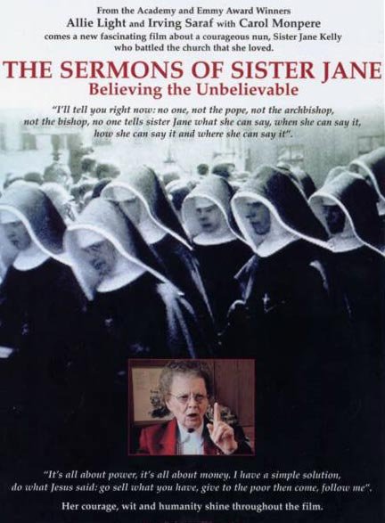 The Sermons of Sister Jane movie poster